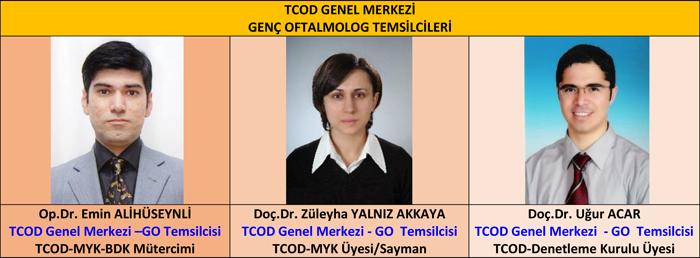 TCOD_Gn_Mer_GO_Temsilcileri